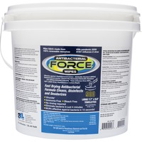 2XL Antibacterial Force Wipes Dispensing Bucket TXLL400