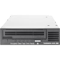 Tandberg Data LTO-6 Tape Drive - 2.50 TB (Native)/6.25 TB (Compressed) - Black - 3 Year Warranty - SAS - 1/2H Height - Internal - 160 MB/s Native - 400 MB/s Compress