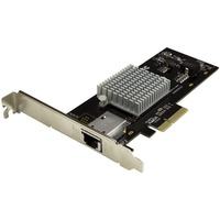 StarTech.com 10G Network Card - NBASE-T - RJ45 Port - Intel X550 chipset - Ethernet Card - Network Adapter - Intel NIC Card - Upgrade your server or workstation to 1