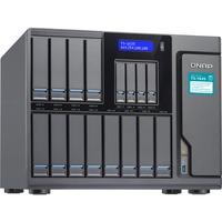 QNAP Turbo NAS TS-1635 16 x Total Bays SAN/NAS Storage System - Desktop - Annapurna Labs Alpine AL514 Quad-core (4 Core) 1.70 GHz - 8 GB RAM DDR3 SDRAM x Serial ATA/