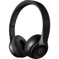 Beats Solo3 Wired/Wireless Bluetooth Gloss Black Headphones