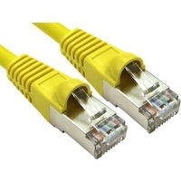 Cables Direct 25 cm Category 6a Network Cable for Network Device