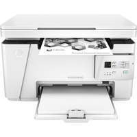 HP LaserJet Pro M26a Laser Multifunction Printer - Monochrome