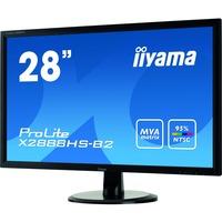 "Iiyama ProLite X2888HS-B2  28"" LED Monitor"