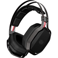 Cooler Master MasterPulse SGH-4700-KKTA1 Wired 44 mm Stereo Headset - Over-the-head - Circumaural - 50 Ohm - 20 Hz - 20 kHz - Gold Plated - 50 dB SNR - 1.20 m Cable