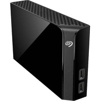 "Seagate Backup Plus Hub STEL8000200 8 TB 3.5"" External Hard Drive - USB 3.0 - Retail"