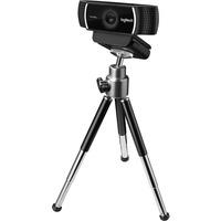 Logitech C922 Webcam - 60 fps - 1920 x 1080 Video - Auto-focus - Computer