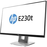 "HP Business E230t 58.4 cm (23"") LCD Touchscreen Monitor - 16:9 - 5 ms"