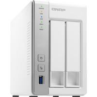 QNAP Turbo NAS TS-231P 2 x Total Bays SAN/NAS Server - Tower - Annapurna Labs Alpine AL-212 Dual-core (2 Core) 1.70 GHz - 1 GB RAM DDR3 SDRAM - Serial ATA/600 - RAID