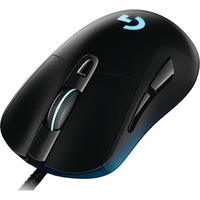 Logitech G403 Mouse - USB - Optical - 6 Buttons - Cable - 12000 dpi