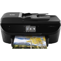 HP Envy 7640 Inkjet Multifunction Printer - Colour - Photo Print - Desktop