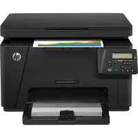 HP LaserJet Pro M176N Laser Multifunction Printer - Colour - Plain Paper Print - Desktop