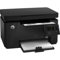 HP LaserJet Pro M125a Laser Multifunction Printer - Monochrome - Plain Paper Print - Desktop