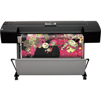 "HP Designjet Z3200PS PostScript Inkjet Large Format Printer - 1118 mm (44.02"") Print Width - Colour - 12 Color(s) - 120 Second Color Speed - 2400 x 1200 dpi - 256 MB"