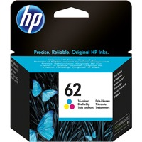 HP 62 Ink Cartridge - Tri-colour