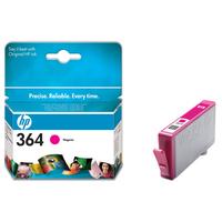 HP No. 364 Ink Cartridge - Magenta
