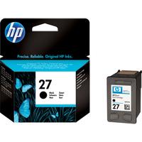 HP No. 27 Ink Cartridge - Black