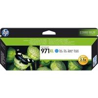HP 971XL Ink Cartridge - Cyan