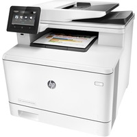 HP LaserJet Pro M477fdn Laser Multifunction Printer