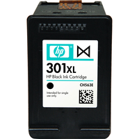 HP 301XL Ink Cartridge - Black