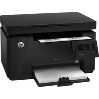 HP LaserJet Pro M125a Laser Multifunction Printer - Monochrome - Plain Paper Print - Desktop