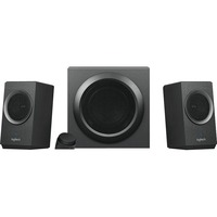 Logitech Z337 2.1 Bluetooth Speaker System - 40 W RMS - Bluetooth - Wireless Audio Stream