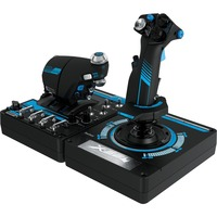 Saitek Pro Flight X-56 Gaming Joystick, Gaming Throttle