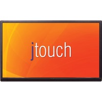 "InFocus JTouch INF7002WB 177.8 cm (70"") LCD Touchscreen Monitor - Projected Capacitive - Multi-touch Screen - 3840 x 2160 - 4K UHD - Direct LED Backlight - Speakers"