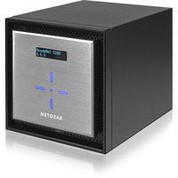 Netgear ReadyNAS RN524X 4 x Total Bays SAN/NAS Server - Desktop