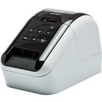 Brother QL810W Direct Thermal Printer - Monochrome - Desktop - Label Print