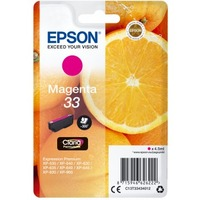 Epson Claria 33 Original Ink Cartridge - Magenta