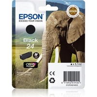 Epson Claria Photo HD Ink Cartridge - Black - Inkjet - 240 Pages