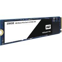 WD Black WDS256G1X0C 256 GB Internal Solid State Drive - PCI Express - M.2 2280 - 2 GB/s Maximum Read Transfer Rate - 700 MB/s Maximum Write Transfer Rate