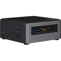 Intel NUC NUC7i3BNH Desktop Computer - Intel Core i3 (7th Gen) i3-7100U 2.40 GHz DDR4 SDRAM - Mini PC - Intel HD Graphics 620 Graphics - Wireless LAN - Bluetooth - H