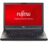 "Fujitsu LIFEBOOK E547 35.6 cm (14"") LCD Notebook - Intel Core i3 (7th Gen) i3-7100U Dual-core (2 Core) 2.40 GHz - 4 GB DDR4 SDRAM - 500 GB HDD - Windows 10 Pro 64-bi"