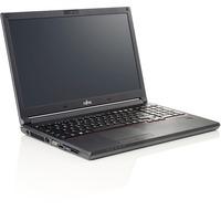 "Fujitsu LIFEBOOK E557 39.6 cm (15.6"") LCD Notebook - Intel Core i5 (7th Gen) i5-7200U Dual-core (2 Core) 2.50 GHz - 4 GB DDR4 SDRAM - 128 GB SSD - Windows 10 Pro 64-"