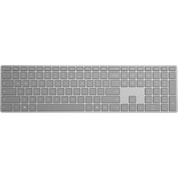 Microsoft Surface Keyboard - Wireless Connectivity - Bluetooth - Grey - English (UK) - Compatible with Smartphone (Mac, Android, PC, iOS) - Volume Up, Mute, Play/Pau