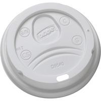 Dixie 10 oz. Paper Hot Cup Lid dl9540