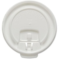 Solo Cup Scored Tab 8 oz. Hot Cup Lids dlx8r00007