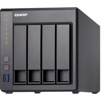 QNAP Turbo NAS TS-431X 4 x Total Bays SAN/NAS Storage System - Tower -  Dual-core