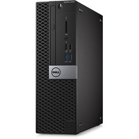 Dell OptiPlex 5050 Desktop Computer - Intel Core i5 (7th Gen) i5-7500 3.40 GHz - 4 GB DDR4 SDRAM - 500 GB HDD - Windows 10 Pro 64-bit (Multi Language) - Small Form F