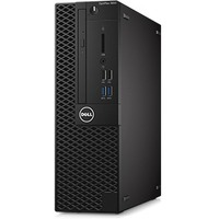 Dell OptiPlex 3050 Desktop Computer - Intel Core i5 (7th Gen) i5-7500 3.40 GHz - 8 GB DDR4 SDRAM - 256 GB SSD - Windows 10 Pro 64-bit (Multi Language) - Small Form F