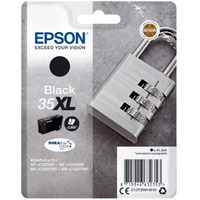 Epson DURABrite Ultra Ink 35XL Original Ink Cartridge - Black - Inkjet - High Yield - 2600 Pages - 1 / Blister Pack