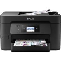Epson WorkForce Pro WF-4720DWF Inkjet Multifunction Printer - Colour - Plain Paper Print - Desktop - Copier/Fax/Printer/Scanner - 34 ppm Mono/30 ppm Color Print - 48