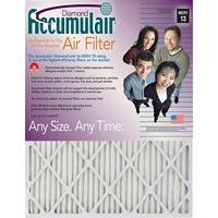 Accumulair Diamond Air Filter FLNFD1638X215A4