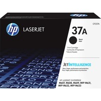 HP 37A Original Toner Cartridge - Black - Laser - 11000 Pages - 1 / Pack