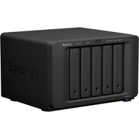 Synology DiskStation DS1517+ 5 x Total Bays SAN/NAS Storage System - Intel Atom C2538 Quad-core (4 Core)