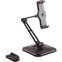 StarTech.com Adjustable Tablet Stand with Arm - Universal Mount for 4.7inch to 12.9inch Tablets such as the iPad Pro - Tablet Desk Stand or Wall Mount Tablet Holder - 32.8