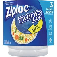 Ziploc Twist 'n Loc Small Containers Set 18036