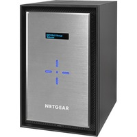 Netgear ReadyNAS RN628X 8 x Total Bays SAN/NAS Storage System - Desktop